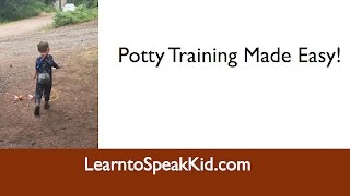 How to Start Potty Training.