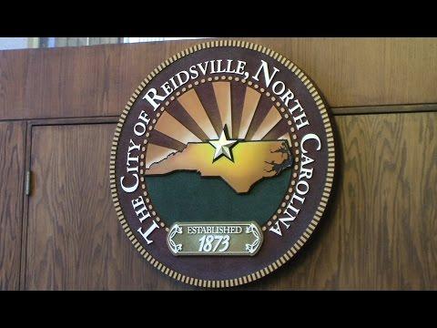 June 14, 2016 Reidsville City Council