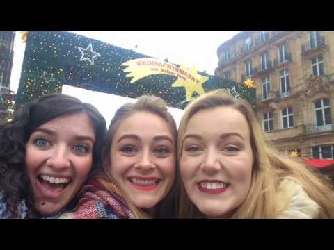 Cologne, Germany travel vlog December 2016