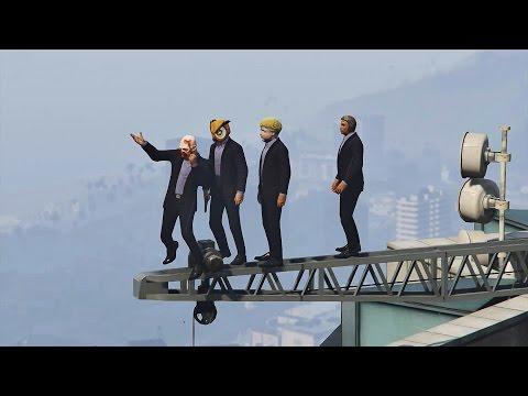 FURIJA SE VRATILA ! Grand Theft Auto V - Zezanje