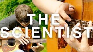 The Scientist - Coldplay [Fingerstyle Guitar Cover by Eddie van der Meer]
