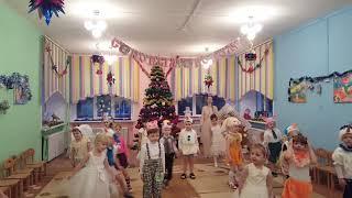 Hawa Jan  kindergarten 63 Christmas party 2020