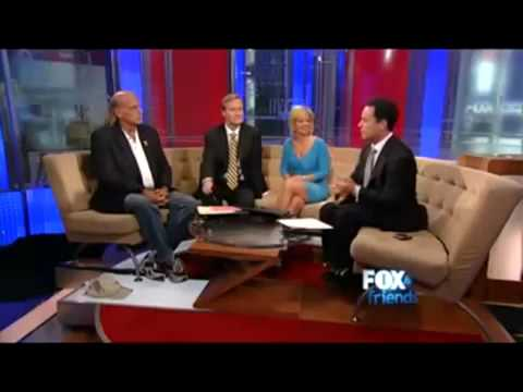 Governor Jesse Ventura wipes the floor with Brian Kilmeade on Fox & Friends