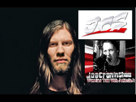 Interview with SMILE EMPTY SOUL lead Singer Sean Danielsen 1/25/2015 - Part 1