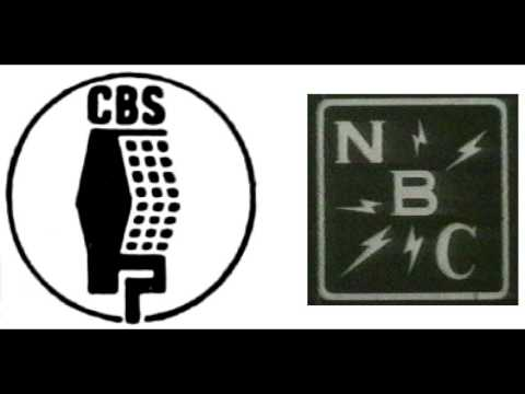 CBS/NBC (CAN) News  - William Shirer - Coverage Of French Surrender - June 21, 1940