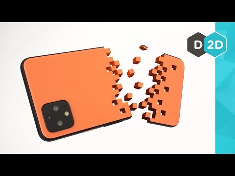 A Different Kind of Pixel 4 Video