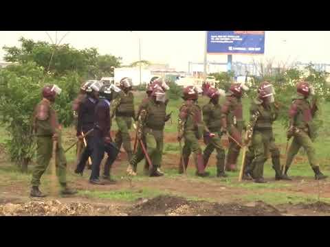 Sarafina! Freedom song Kenyan way