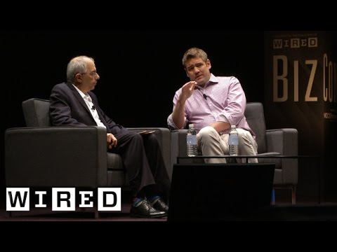 Entrepreneur & Investor Chris Dixon Explains Why You Should Give a Damn About Bitcoin-WIRED BizCon
