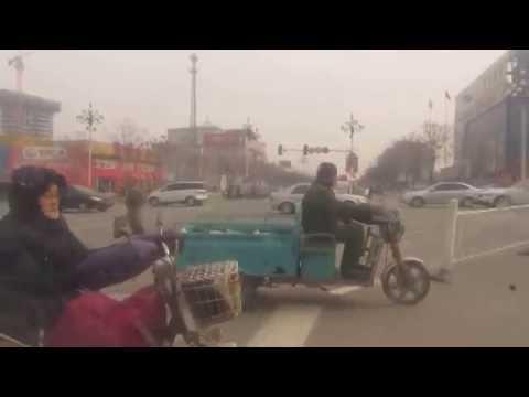 Tour of Qufu, Shandong Province, China