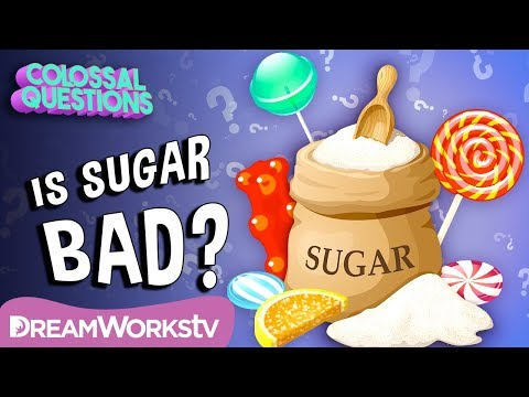 Is Sugar Bad For You?   COLOSSAL QUESTIONS