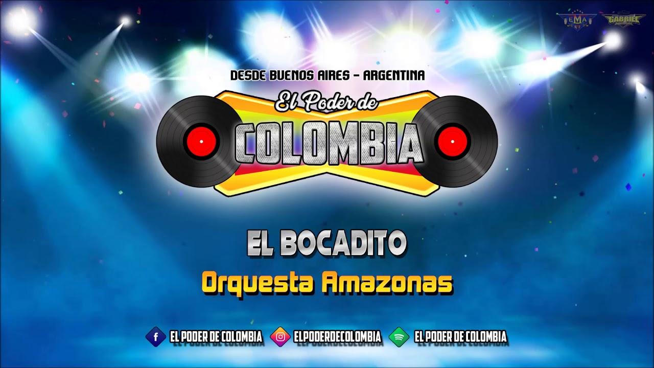 EL BOCADITO  - ORQUESTA AMAZONAS (Canta: Guido Leo)