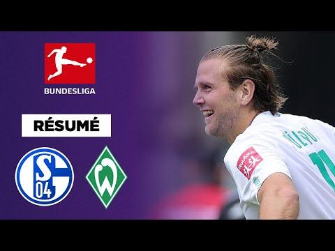 Résumé : Rien ne va plus pour Schalke, fracassé par le Werder Brême !