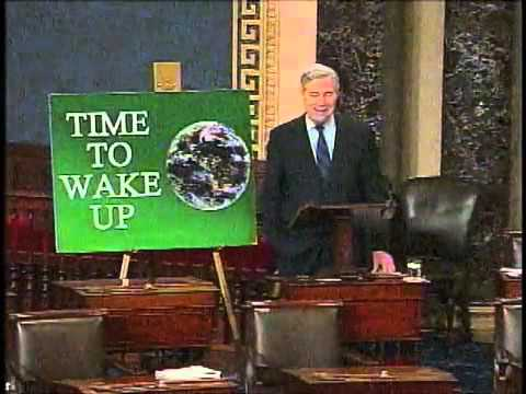 Time to Wake Up: Corporations Funding Phony Climate Denial
