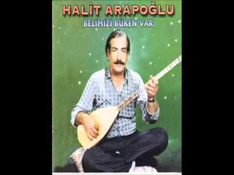 Halit Arapoğlu - Gurbete Yolumu Düşürdün (Deka Müzik)