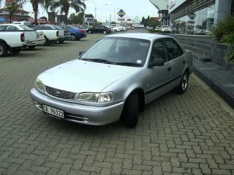 2000 TOYOTA COROLLA 1.8i GLE AUTO CLEARANCE STOCK!!! Auto For Sale On Auto  Trader South Africa