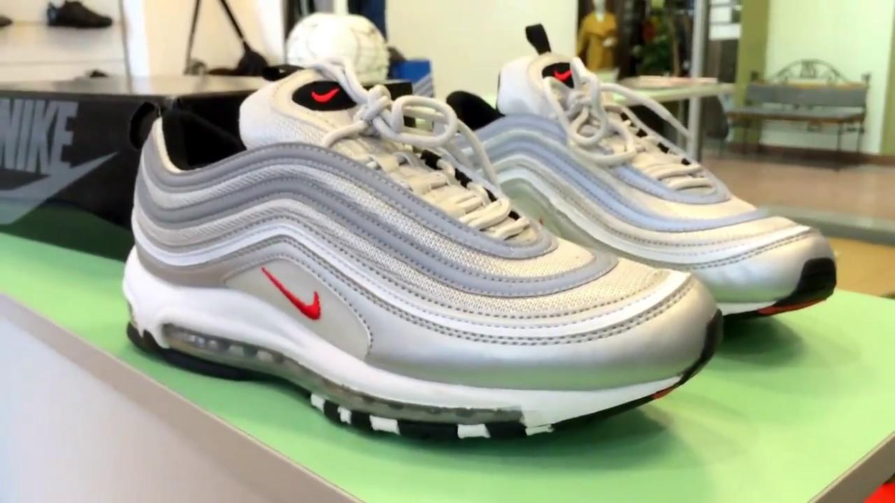 Обзор Nike Air Max 97 'Silver Bullet'