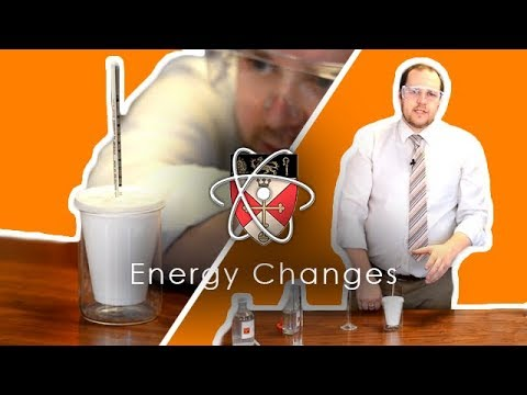 Temperature Changes - GCSE Science Required Practical