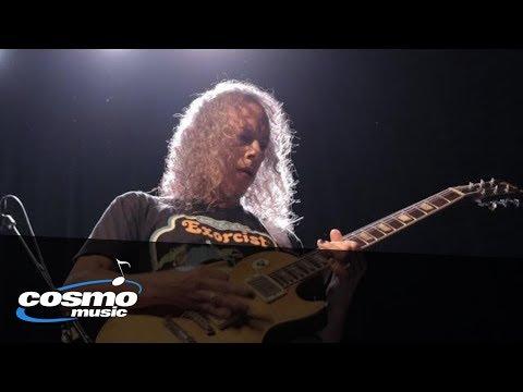 Watch Metallica's Kirk Hammett play War Pigs with The Wedding Band | Louder
