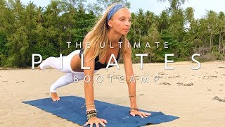 The Ultimate Pilates Bootcamp  Sweat + Tone