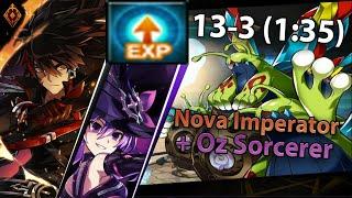 [Elsword NA/엘소드] Nova Imperator&Oz 13-3 1:35/노바임퍼레이터&오즈 소서러