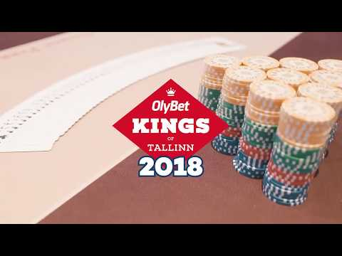 OlyBet Kings of Tallinn 2018