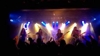 The Iron Maidens - Phantom of the opera (Live Aschaffenburg 16.03.2015) Resimi