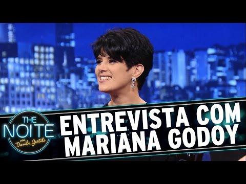 The Noite (16/11/15) - Entrevista Com Mariana Godoy