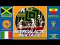 Download INTERGALACTIC - Reggae Mixtape - 62 min (Brand New Old Style Reggae Dancehall) MP3 song and Music Video