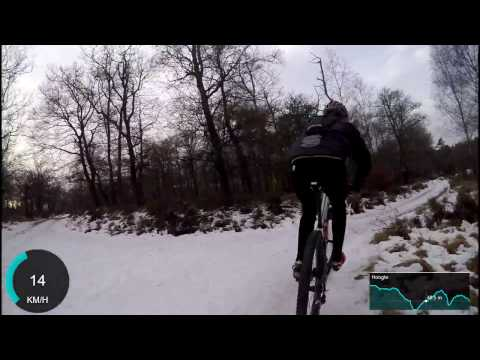 Turbo training white out (30 minutes)