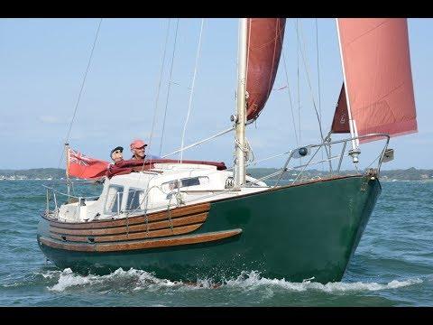 My Classic Boat.  Fisher-Freeward 25  1973