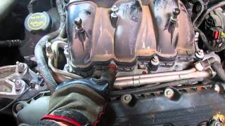 2006 Ford Escape Spark Plug Replacement V6
