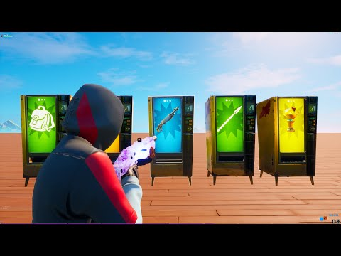 How To GET Unreleased Items In Your Island With This NEW Fortnite Glitch