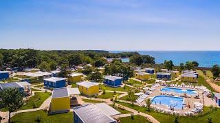 Aminess Maravea Camping Resort 4*, Novigrad, Istria, Croatia