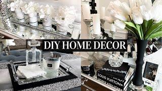 Diy Dollar Tree Home Decor | Decorating Ideas On A Budget!