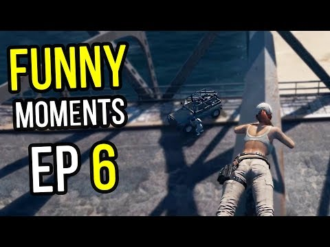 PUBG: Funny Moments Ep. 6