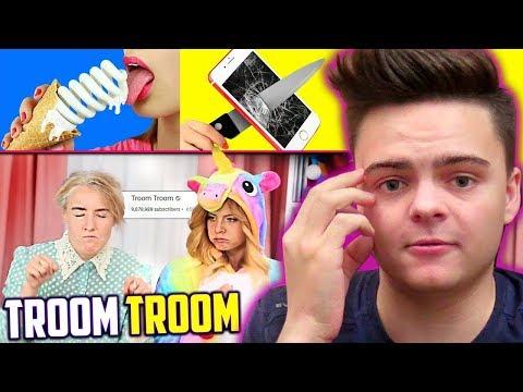 Troom Troom's Awful DIY Pranks..