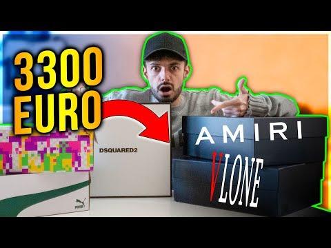 3300€ UNBOXING DEI MIEI ACQUISTI DI MARZO!