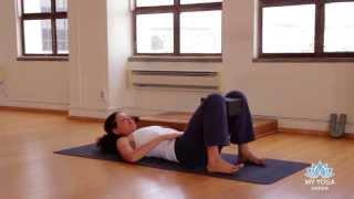 Hala Khouri Yoga Finding Your Center Amidst Chaos
