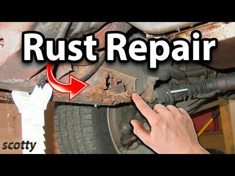 How To Fix Rust On Your Car