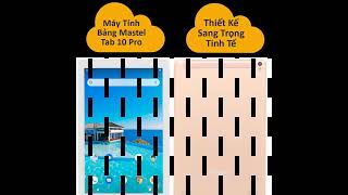 Máy Tính Bảng Masstel Tab 10 Pro Rẻ, Bền, Đẹp#Shorts