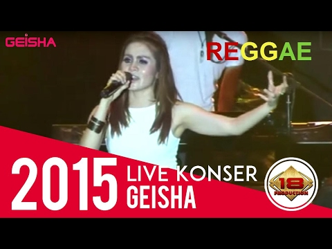 GEISHA - TERLALU MANIS [REGGAE] LIVE KONSER JAMBI 27 MARET 2015