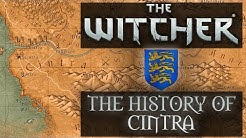 Witcher The History Of Cintra - Witcher Lore - Witcher Mythology - Witcher 3 Lore