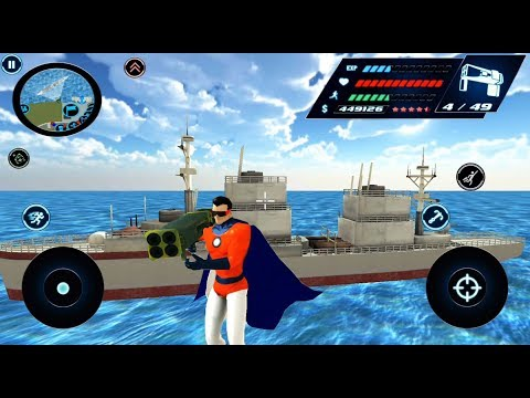 SuperHero Naxeex Game #31 - by Naxeex LLC - Android GamePlay FHD - 동영상