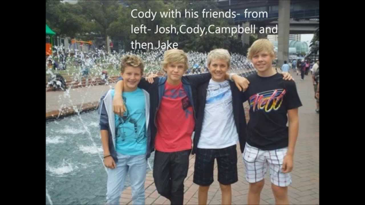 Cody Simpson Then And Now Youtube