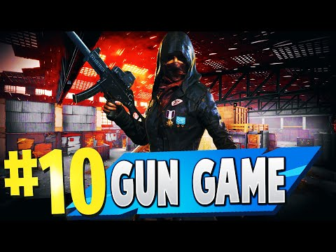 TOP 10 BEST GUN GAME Creative Maps In Fortnite   Fortnite Gun Game Map CODES
