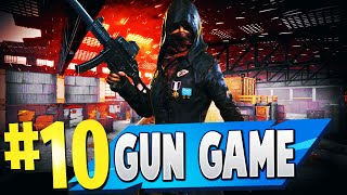 TOP 10 BEST GUN GAME Creative Maps In Fortnite | Fortnite Gun Game Map CODES