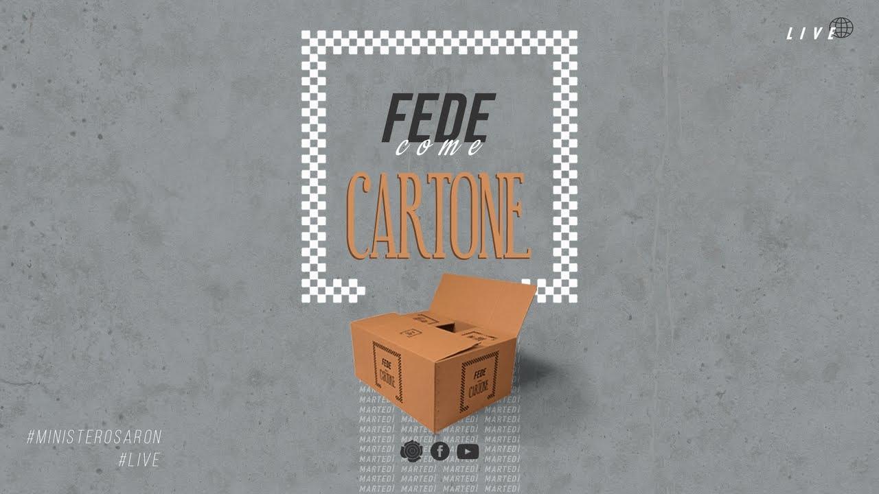 """""""FEDE come CARTONE"""""""