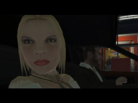 Grand theft auto 4 mission 4 First date (part 1)