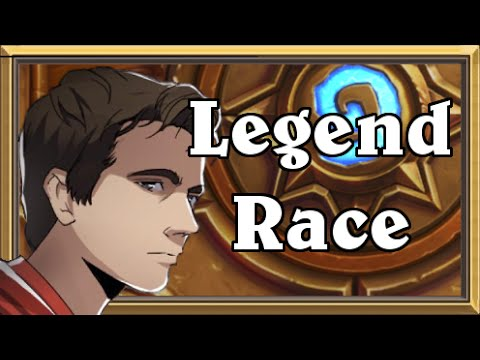 The Race to Legend against Lifecoach