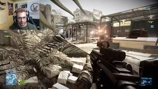 Battlefield 3 Visitando el Mercado